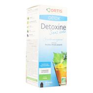 Ortis Detoxine zonder jodium appel zonder fucus 250ml
