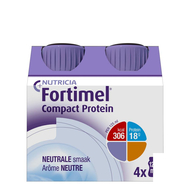 Nutricia Compact Protein Neutre 125 ml 4pc