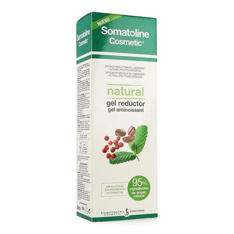 Somatoline Cosmetic Amincissant Natural gel 250ml