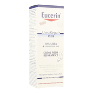 Eucerin UreaRepair Plus 10% Urea Voetencrème 100ml