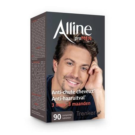 Alline ProMEN Anti-chute cheveux hommes comprimes 90pc