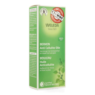 Weleda Berken Anti-Cellulitis Olie 100ml