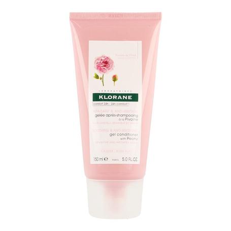 Klorane Baume après-shampooing à la pivoine cuir chevelu sensible 150ml