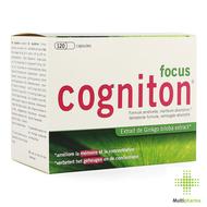 Cogniton focus caps 120