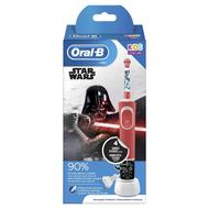 Oral-B Kids Elektrische tandenborstel Star Wars rood