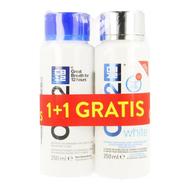 CB12 Slechte adem 12u mondspoeling 250 ml + White 250ml