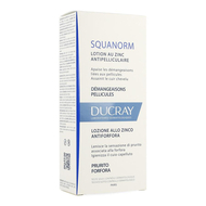 Ducray Squanorm Lotion Antipelliculaire 200ml