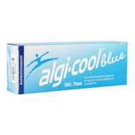 Algi-cool blue gel tube 75ml