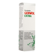 Gehwol Crème pieds extra consulta 75ml