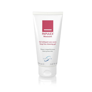 Papulex moussant gel nett s/savon tube 150ml