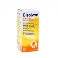 Bisolvon sir 1 x 200ml 8mg/5ml