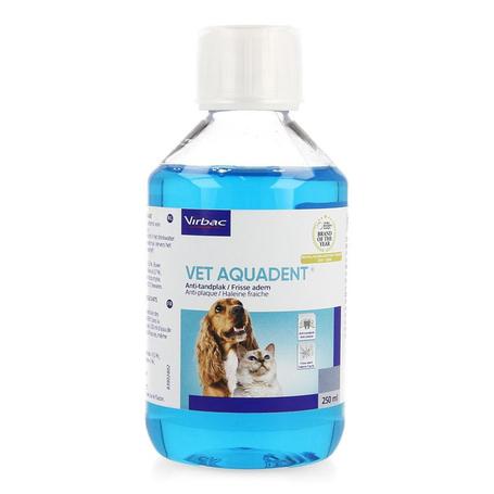 Vet aquadent anti plaque sol buvable 250ml