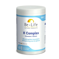 Be life K complex minerals capsules 60st