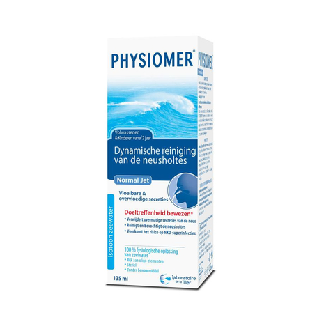 Physiomer normal jet 135ml
