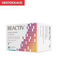 Reactiv 400mg capsules 60st