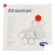Atrauman 7,5x10cm st. 10 p/s