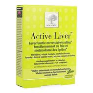 New Nordic Active Liver fonctionnement foie 30comp