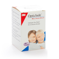 3M Opticlude 3m oogkompres stand 82mmx57mm