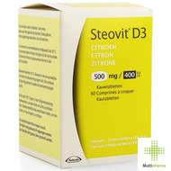 Steovit d3 500mg/400ie comp 60