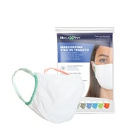 Pharma-Europe Masque de protection adulte en tissu lavable 2pc