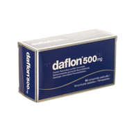 Daflon 500 comp 60 x 500mg