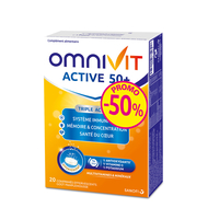 Omnivit Active 50+ tabletten