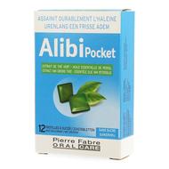 Alibi Pocket pastilles à sucer 12pc