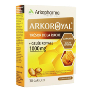 Arkopharma Arkoroyal gelée royale blister 1000mg  30pc