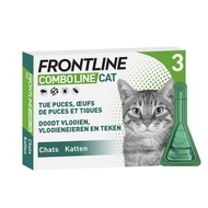 Frontline Combo Line Kat 3x0,5ml