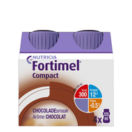 Fortimel Compact Chocolade 125ml 4st