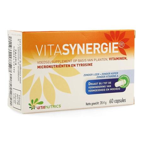 Vitasynergie vegecaps 60