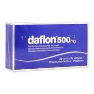 Daflon 500 comp 30 x 500mg