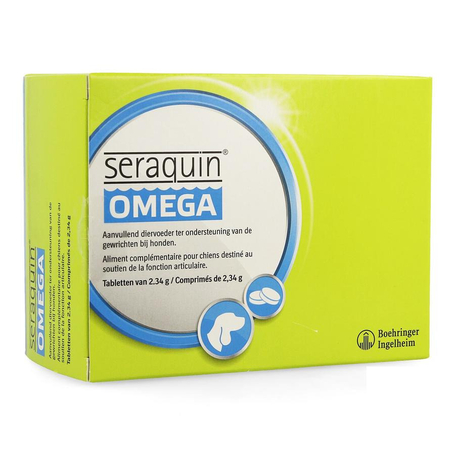 Seraquin omega chien fonction articulaire comp 60