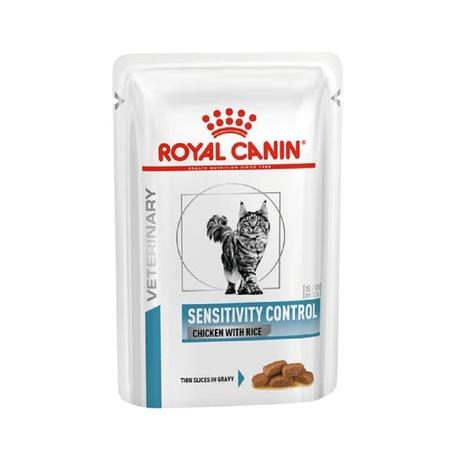 Royal Canin Feline Sensitivity Control poulet pour chat 12x85g
