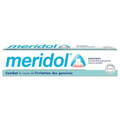 Meridol Tandpasta tandvlees tube 75ml