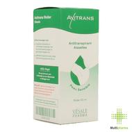 Axitrans Roller Gevoelige Huid A/transpirant 1st