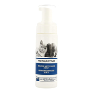 Frontline pet care mousse nettoyant 2en1 150ml