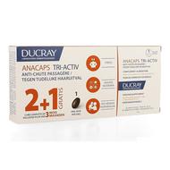 Ducray anacaps trio tri-activ caps 3x30pc