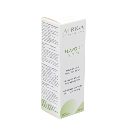 Auriga flavo-c serum a/age 30ml