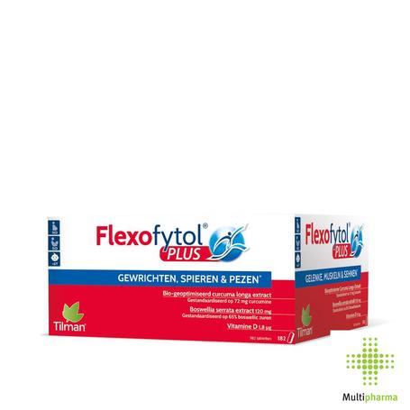 Flexofytol plus  tabletten 182st