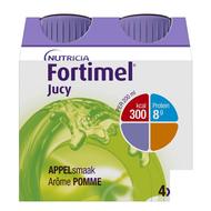 Fortimel Jucy appelsmaak 4x200ml