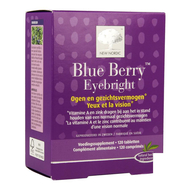 New Nordic Blue Berry eyebright comprimés 120pc