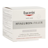 Eucerin Hyaluron-Filler Nachtcrème 50ml