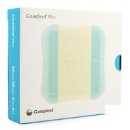 Coloplast Comfeel Plus hydrocolloïdeverband 10x10cm 10st (3110)