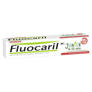 Fluocaril Tandpasta junior Rood fruit 75ml