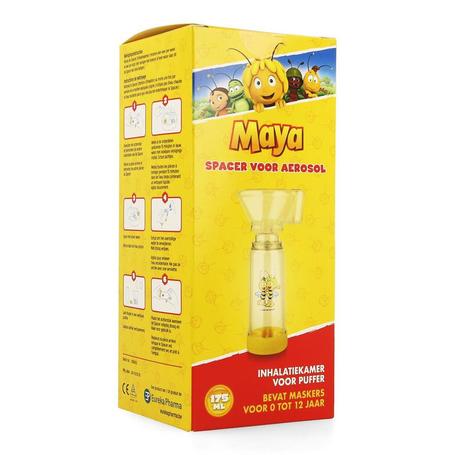 Studio 100 chambre inhalation maya+masque bebe/enf