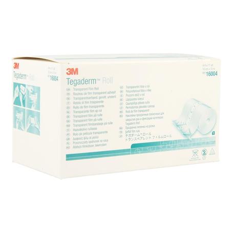 3M Tegaderm roll film transp. 10cmx10m 1pc