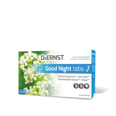 Dr Ernst Good night tabs 42st