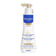 Mustela Voedende wasgel cold cream 500ml