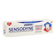 Sensodyne sensibilité & gencives dentifrice 75ml